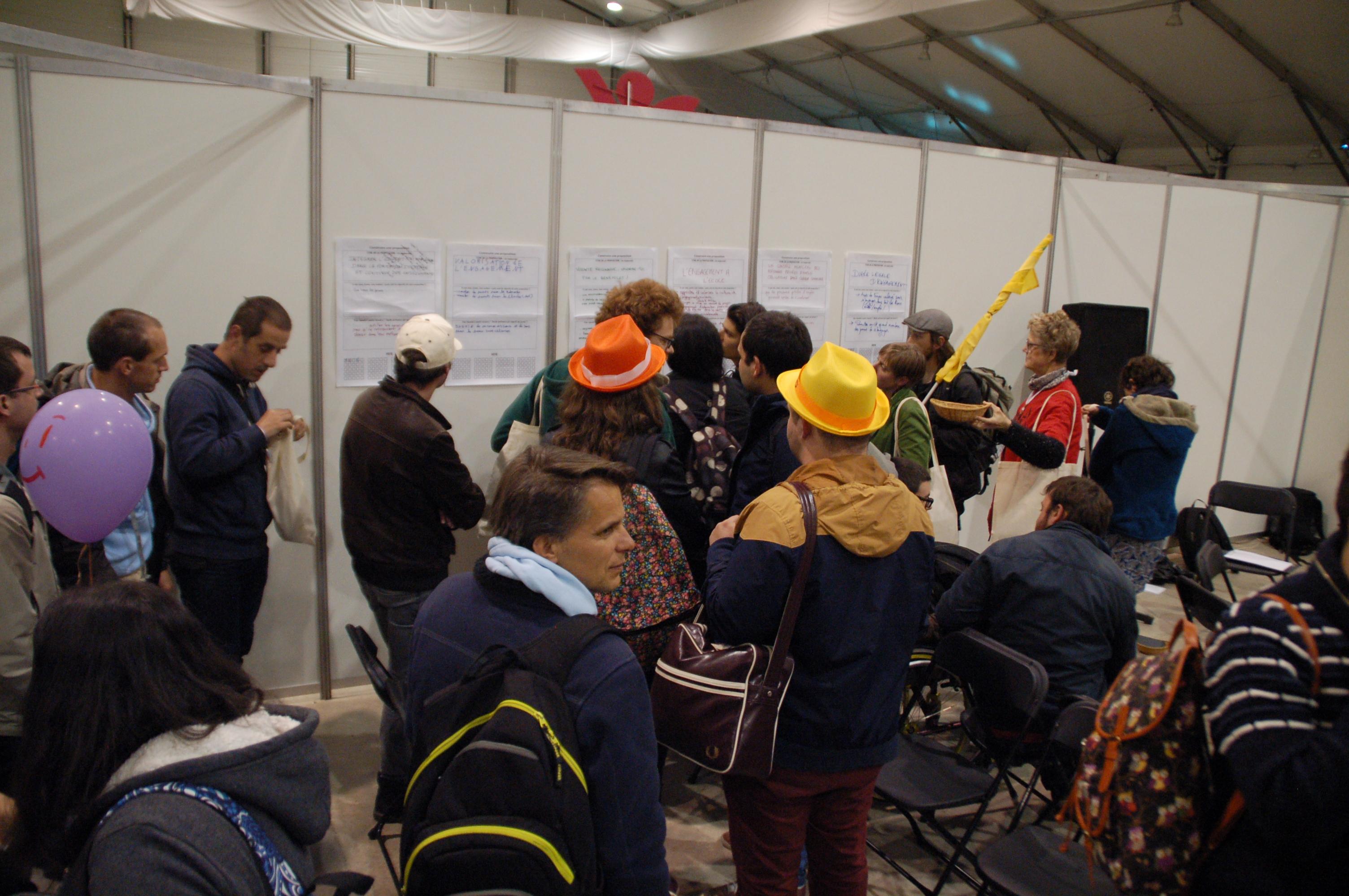 Permettre des rencontres d'échange sur la vie de l'entreprise à l'initiative des travailleurs·euses - Jeunesse Ouvrière Chrétienne