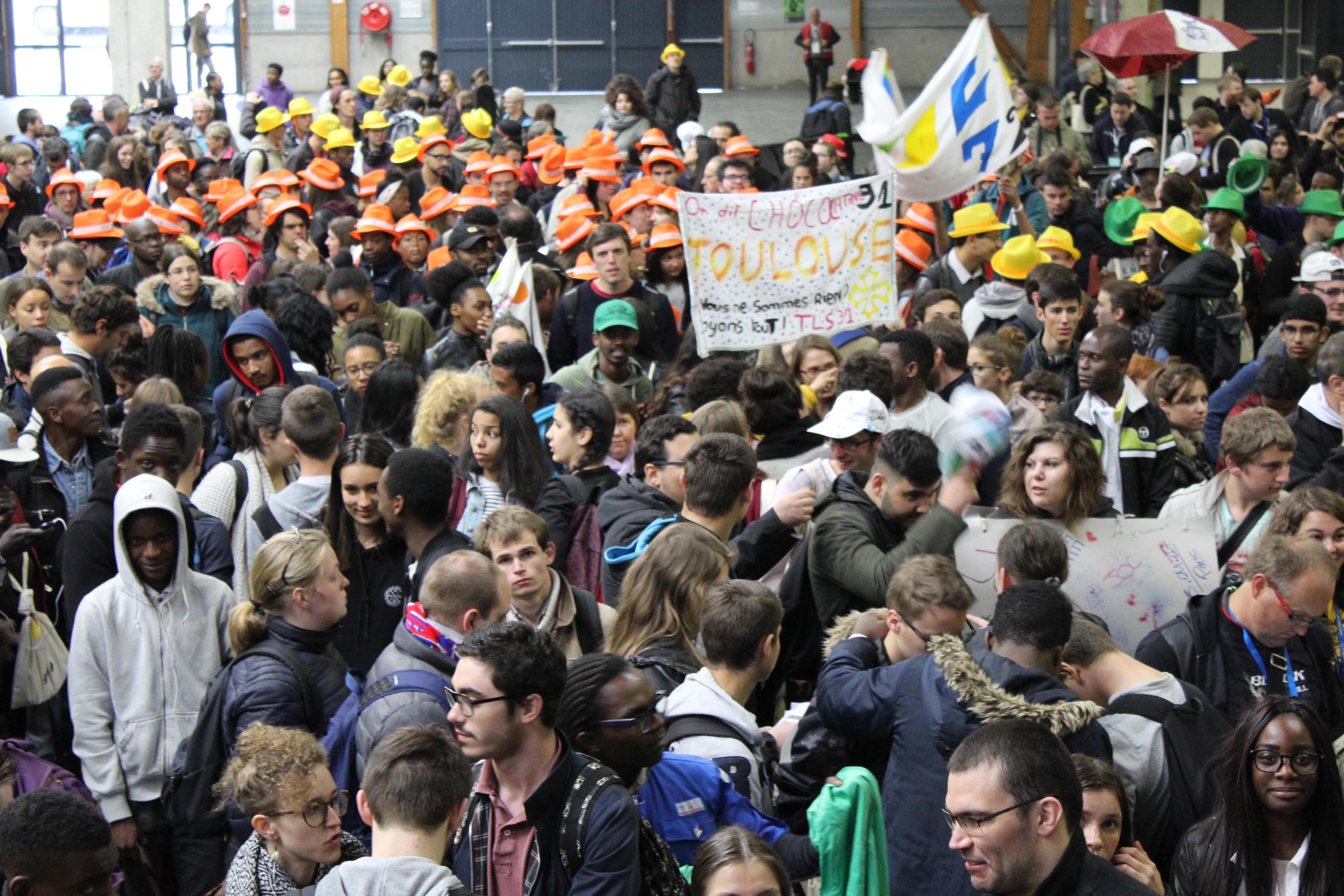 Mettre les travailleur·euse·s d'Europe sur un pied d'égalité - Jeunesse Ouvrière Chrétienne