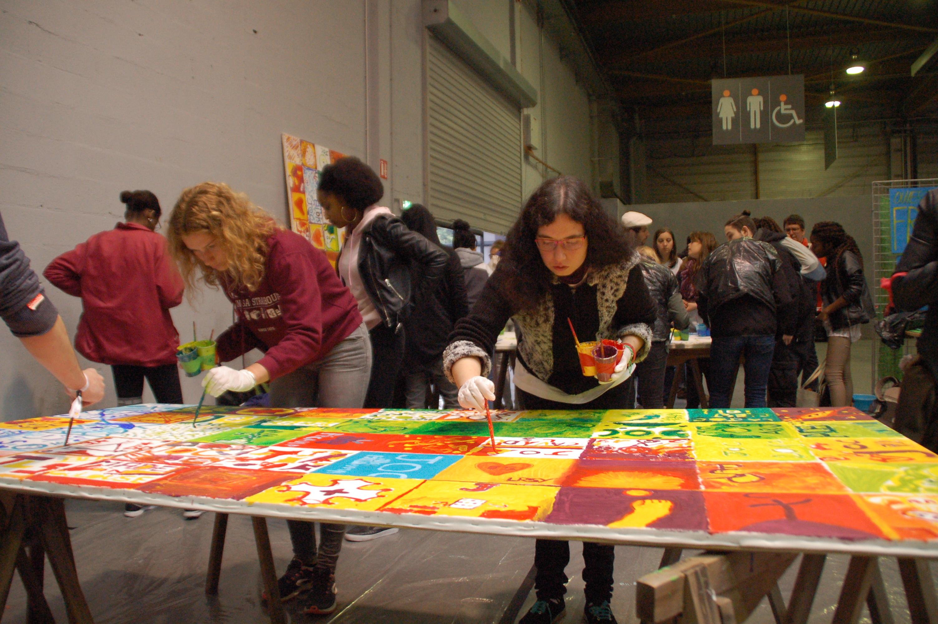 Créer des lieux d'échanges et de débats entre jeunes actif·ve·s européen·ne·s pour l'émergence d'une œuvre commune - Jeunesse Ouvrière Chrétienne